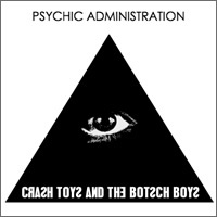 CD - crash toys and the botsch boys - psychic administration
