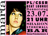 flyer Klub Marta @ Sharon Stonewall Bar